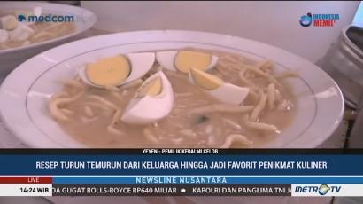 Mencicipi Mie Celor Kuliner Khas Palembang