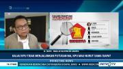 M Taufik: KPU Harus Turuti Putusan MA