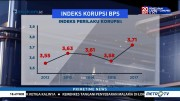 BPS: Indeks Perilaku Antikorupsi Masyarakat Indonesia Menurun