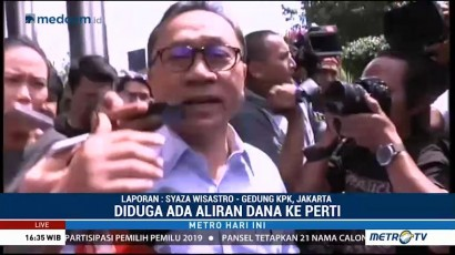 Ini Kaitan Zulkifli Hasan dengan Kasus Korupsi Lampung Selatan