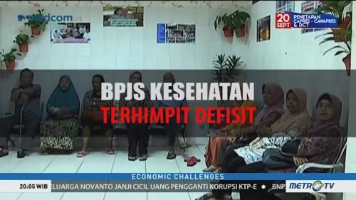 BPJS Kesehatan Terhimpit Defisit