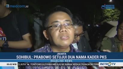 Kursi Wagub DKI Diklaim Sebagai Jatah PKS