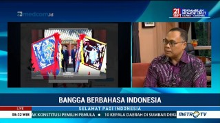 Bangga Berbahasa Indonesia (3)