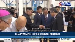 Dua Pemimpin Korea Kembali Bertemu