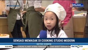 Sensasi Memasak di Cooking Studio Modern