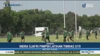 Timnas U-19 Jalani Pemusatan Latihan di Jakarta