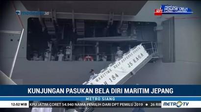 Kunjungan Pasukan Bela Diri Maritim Jepang