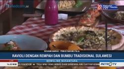 Unik, Restoran Ini Sajikan Pasta dengan Toping Sambal Khas Makassar