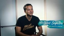Nicholas Saputra di Film Aruna dan Lidahnya