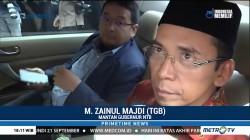 TGB Sambut Baik Dukungan Kepala Daerah di NTB untuk Jokowi