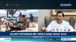 Deklarasi Bali Diharapkan Redam Ketegangan Ekonomi Global