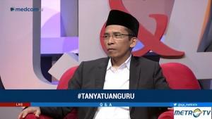 Klarifikasi TGB Soal Pergantian Nama Bandara Lombok
