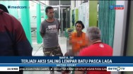 Kemenangan Persija atas PSIS Dibayangi Kericuhan Suporter