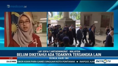 Putri Najib Razak Beri Dukungan untuk Ayahnya