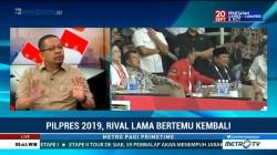 Pilpres 2019, Rival Lama Bertemu Kembali