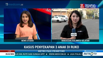 Polisi Selidiki Dugaan <i>Human Trafficking</i> Kasus Penganiayaan 3 Anak di Makassar