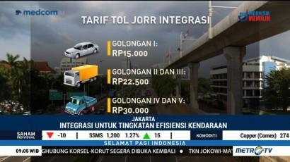 Integrasi Sistem Tol JORR Guna Tingkatkan Efisiensi Kendaraan Jarak Jauh