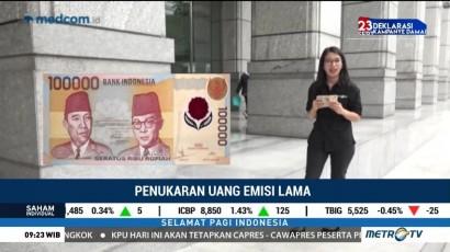 Bank Indonesia akan Tarik Peredaran Uang Emisi Lama