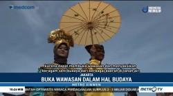 Pawai Kebudayaan di Kota Tua Jakarta