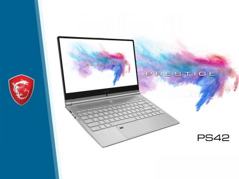 MSI Prestige PS42: <i>Ultrabook</i> dengan Performa <i>Ngebut</i>