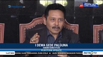 MK Larang Calon Senator dari Parpol Ikut Pemilu 2019