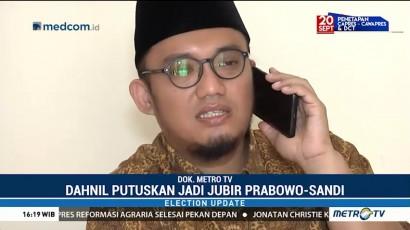 Ketum Pemuda Muhammadiyah Jadi Koordinator Jubir Prabowo-Sandi