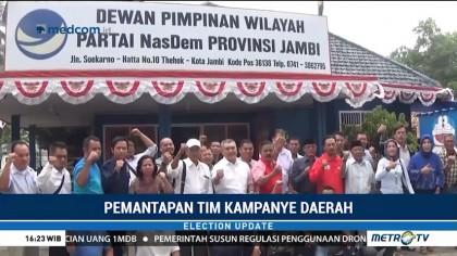 Pemantapan Tim Kampanye Jokowi-Ma'ruf di Daerah