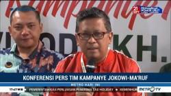 TKN Jokowi-Ma'ruf Berkomitmen Wujudkan Kampanye Damai