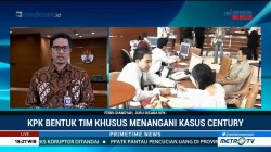 KPK Bentuk Tim Khusus Buru Pelaku Lain Kasus Bank Century