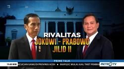 Mengukur Rivalitas Jokowi-Prabowo Jilid II