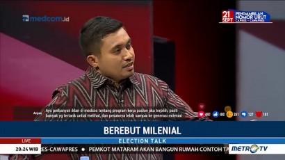 Berebut Suara Milenial (4)