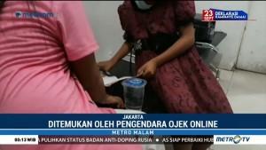Pengendara Ojek Online Selamatkan Dua Anak dari Upaya Penculikan