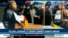 Polisi Prarekonstruksi Kasus Pembunuhan Bacaleg Partai Berkarya