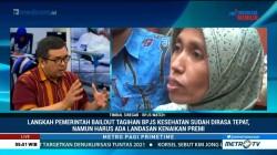 Jurus Tutup Defisit BPJS Kesehatan (2)