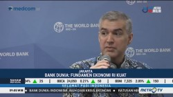 Bank Dunia: Fundamental Ekonomi Indonesia Kuat