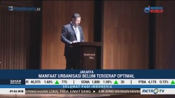 Urbanisasi Dorong Roda Ekonomi