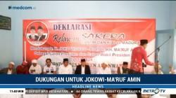 Relawan Santri dan Kiai se-Madura Dukung Jokowi-Ma'ruf