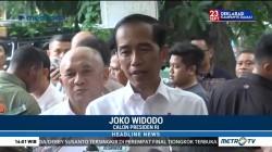 Jokowi: Yang Paling Penting Bukan Nomor, Tapi Kepercayaan Rakyat