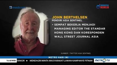 Mengenal Sosok di Balik Asia Sentinel