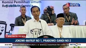 Jokowi: Prabowo dan Sandi Sahabat Saya Sejak Lama