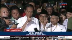 Jokowi: Kita Ingin Indonesia Bersatu