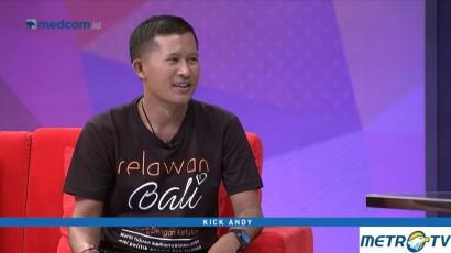 Andy Karyasa: Menolong Orang tak Perlu Menunggu Kaya