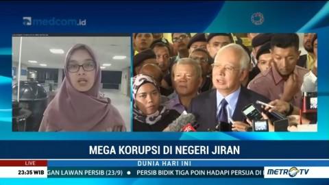 Najib Razak Dituntut Ganti Rugi 50 Juta Ringgit