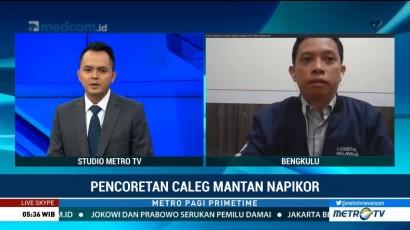 KPU Bengkulu Apresiasi Komitmen NasDem Tak Calonkan Eks Koruptor