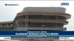Dermaga 7 Pelabuhan Bakauheni Dilengkapi Fasilitas Mewah