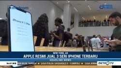 Apple Resmi Jual Tiga Seri iPhone Terbaru