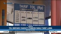 Integrasi Tarif Tol JORR Belum Diberlakukan Hari Ini