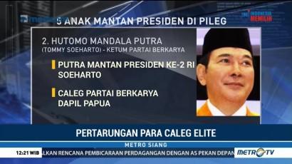 5 Anak Mantan Presiden Bertarung di Pileg 2019