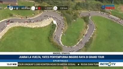 Yates Rajai Vielta a Espana
