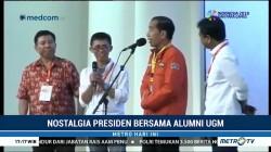 Nostalgia Presiden Bersama Alumni UGM